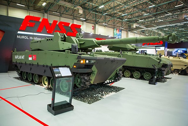 Turkish-army-received-the-first-batch-of-Kaplan-medium-sized-tanks