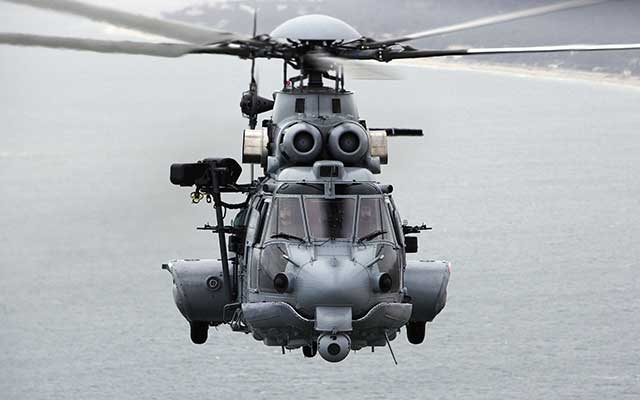 A-military-French-helicopter-crashed-in-France,-two-people-died