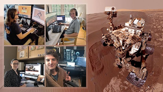 Curiosity's-mission-team-continues-to-control-the-rover-from-home