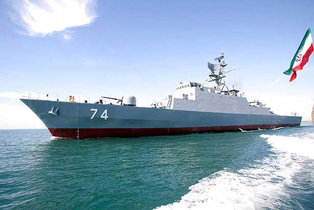 Iran-plans-to-build-a-6000-ton-destroyer-ship-for-its-navy