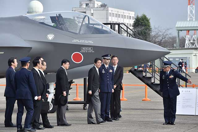Japan-begins-to-develop-a-new-own-stealth-fighter-jet