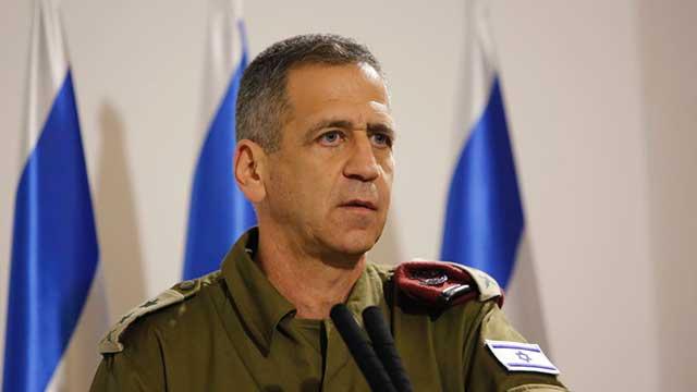 The-Israeli-army-chief-self-isolated-because-of-suspicion-of-coronavirus