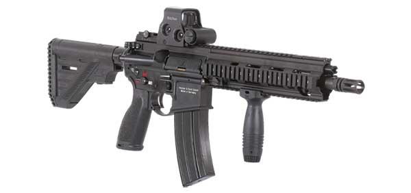 Top 5 best assault rifles in the world