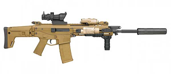 Top 5 best assault rifles in the world