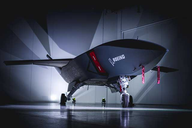 Boeing unveiled a prototype of semi-autonomous UAV for Australian Air Force