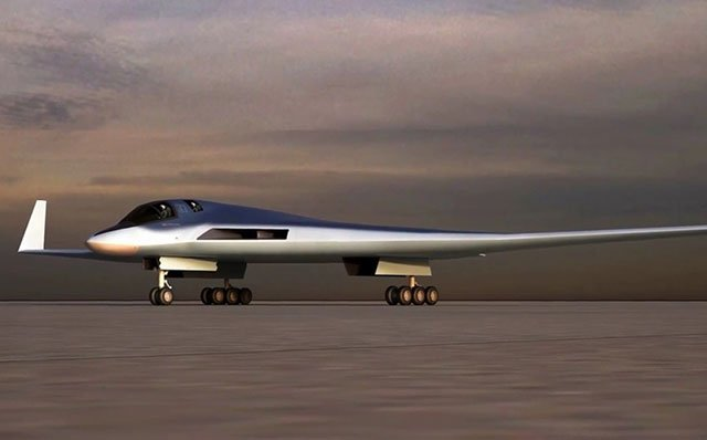 Subsonic-The-production-of-Russian-'flying-wing'-stealth-bomber-has-begun