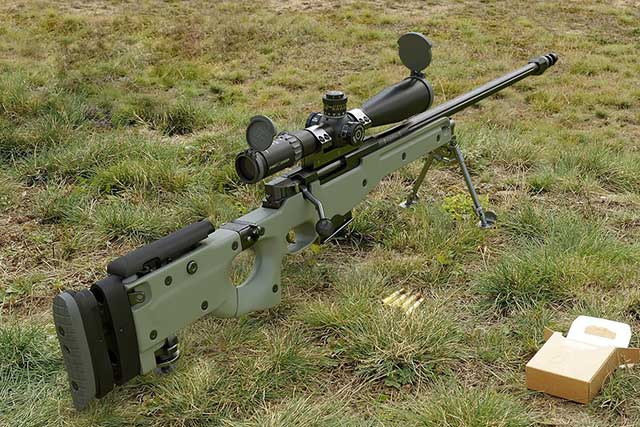 Top 5 best long-range rifles (sniper rifles) in the world