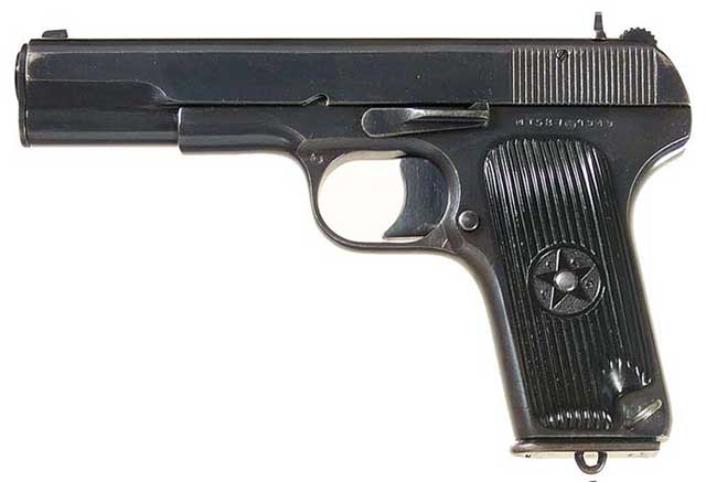 Top 5 best pistols in the world