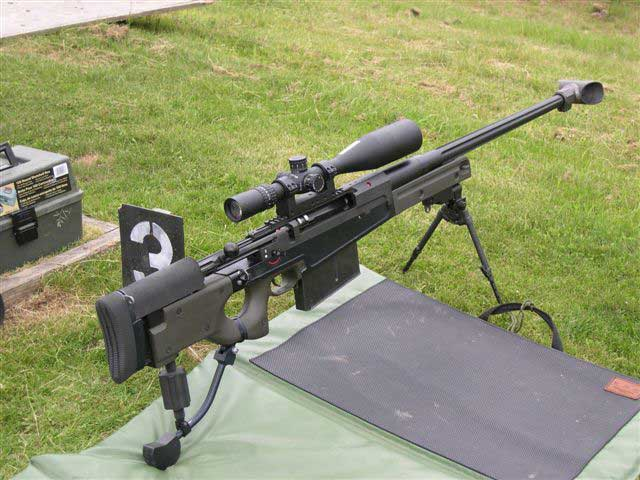 Top 5 best sniper rifles in the world