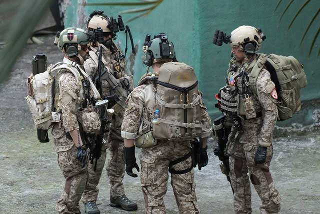 Top 5 best special forces in the world - SEAL DEVGRU Team 6