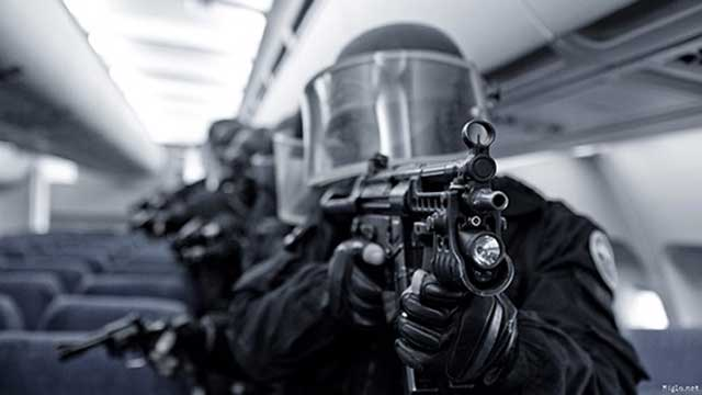 Top 5 best special forces in the world - GIGN - France