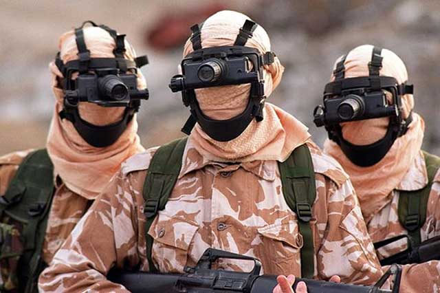 Top 5 best special forces in the world - SAS United Kingdom