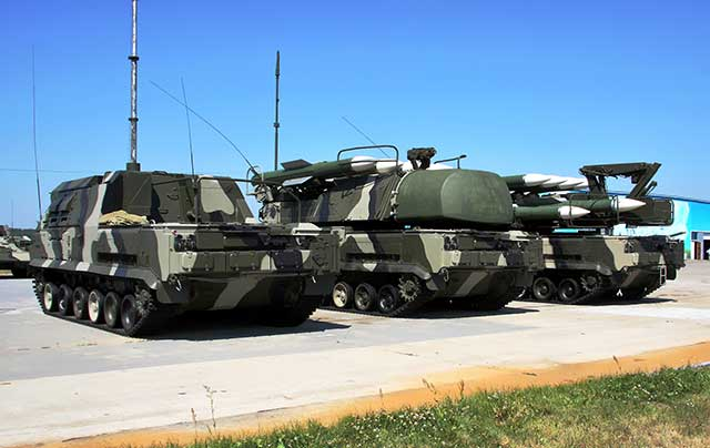 Haftar-acquired-Russian-defense-systems-to-protect-by-Turkish-F-16-and-drones