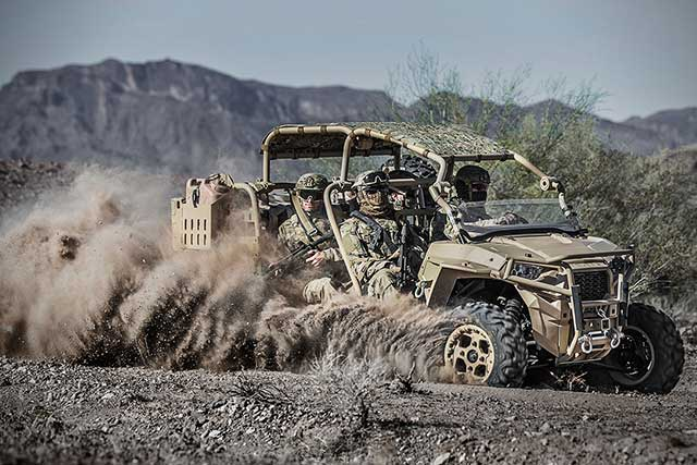 Polaris-will-supply-US-Army-a-large-batch-of-light-SUVs-MRZR-Alpha