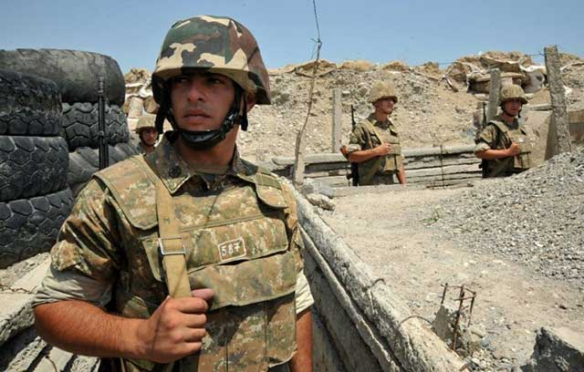 Azerbaijan-and-Armenia-are-fighting-on-the-border,-there-are-dead-soldiers