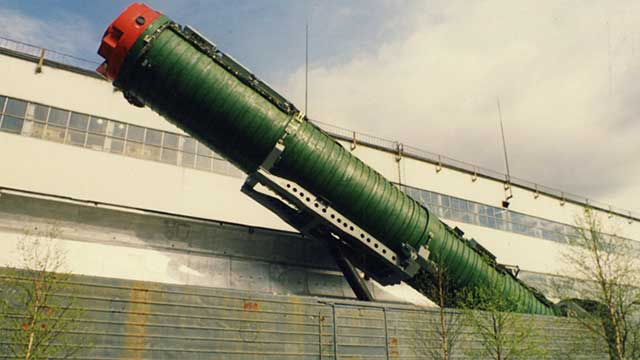 Russian army may receive a combat rail-mobile missile system 'Barguzin'