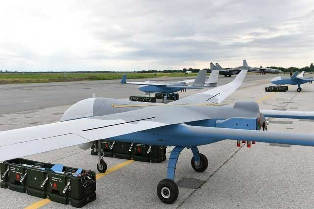 Serbia-received-a-Chinese-made-reconnaissance-attack-drone-UAV-CH-92A-[video]