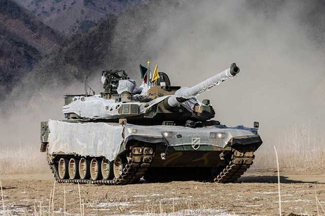 Top 5 best main battle tanks of the next generation in the world