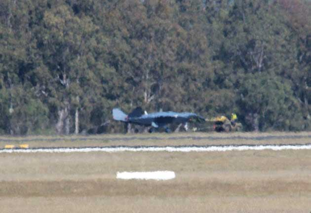 First photos of Australian stealth unmanned multi-role fighter have appeared