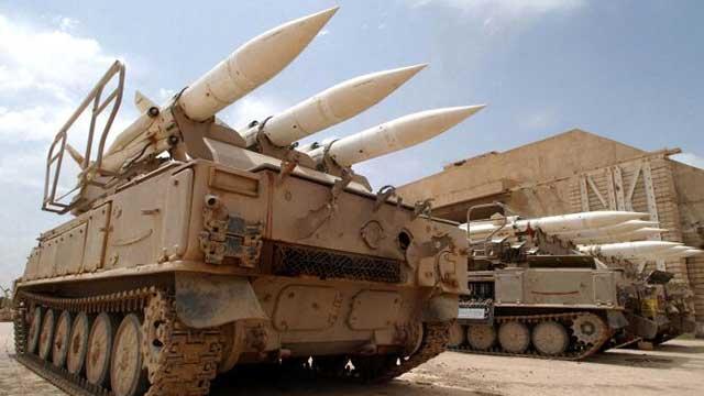 Haftar's-army-deployed-Soviet-Kvadrat-air-defense-systems-in-Libya
