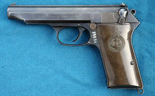 Leningrad 'Baltiets' - the most unknown and unusual Soviet pistol