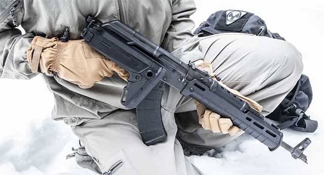 Russian Kalashnikov manufacturer released a new AK-19 assault rifle