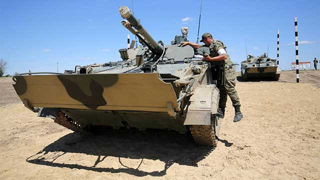 Russian-infantry-fighting-vehicles-will-receive-new-protection-and-a-powerful-laser
