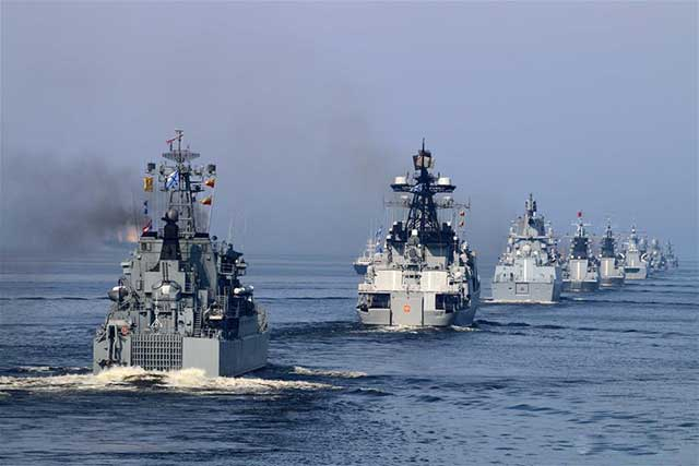 Russian-maneuvers-in-the-Baltic-Sea—continuation-of-the-parade