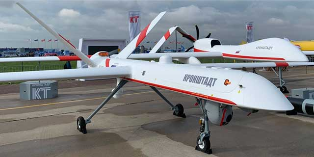 Russian-military-has-declassified-the-latest-attack-UAV-'Thunder'