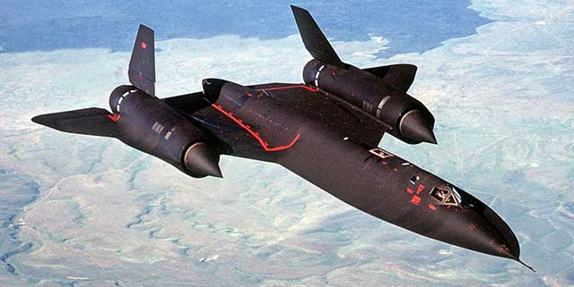 Top 8 of the fastest military aircraft in the world