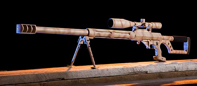 How-the-AR-15-assault-rifle-was-converted-into-a-large-caliber-sniper-rifle