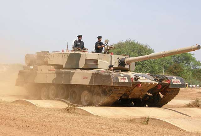 India fired an unusual guided missile from a tank and bothered China