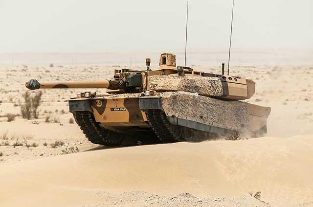 Jordan to receive 80 AMX-56 Leclerc tanks from United Arab Emirates
