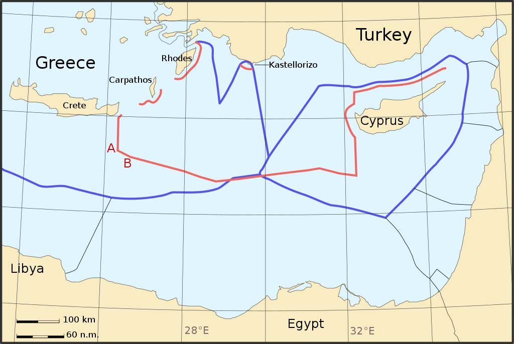 Mediterranean conflict - can Turkey defeat the European Union