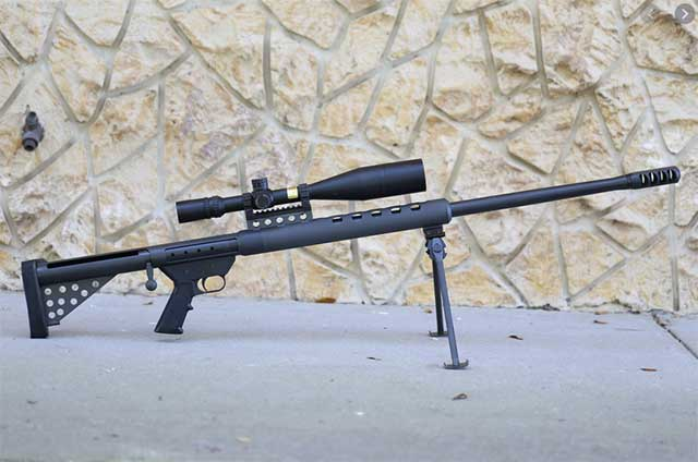 Precision-large-caliber-Serbu-rifles—high-quality,-low-price.-How-can-this-be-done
