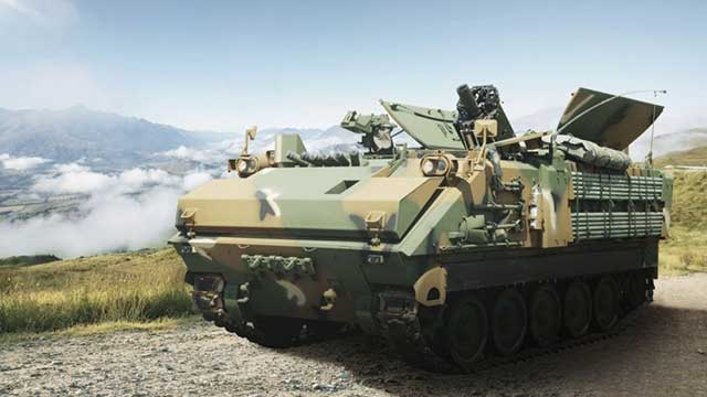 South-Korean-military-will-receive-a-new-self-propelled-mortar-in-2021