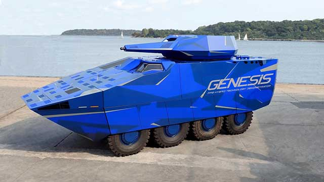 Hybrid,-silent-and-up-to-100-kmh—the–new-German-innovative-combat-vehicle