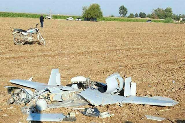 Israeli-made UAV crashed in Iran. Did Tehran get involved in the Nagorno-Karabakh war?