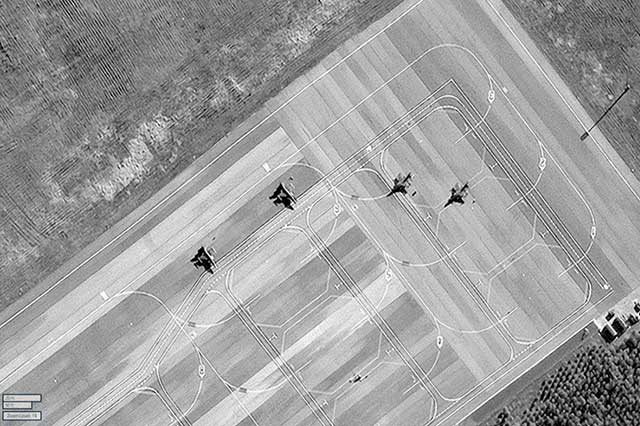 Two-more-Turkish-F-16s-in-Azerbaijan-appeared-in-new-satellite-images