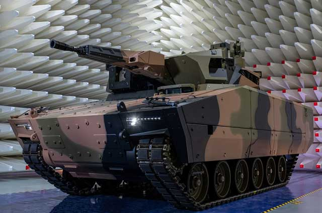 Rheinmetal-unveiled-the-Lynx-KF41-as-the-future-of-the-Australian-infantry