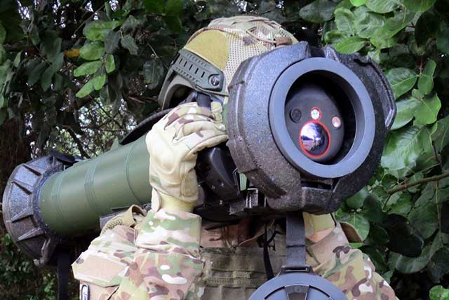SPIKE-SR-anti-tank-missile-showed-excellent-results-after-tests-in-Estonia-[video]