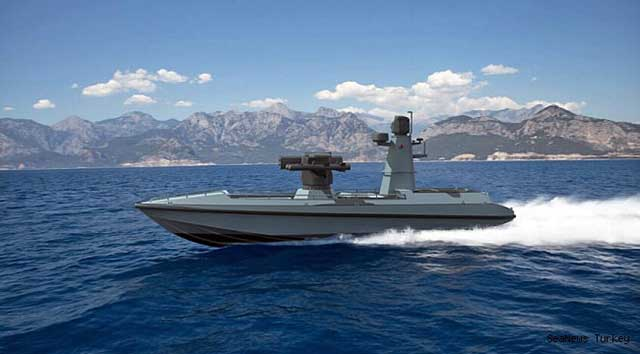 Turkish-unmanned-vessel–will-'cross'-the-seas-in-the-next-military-conflicts