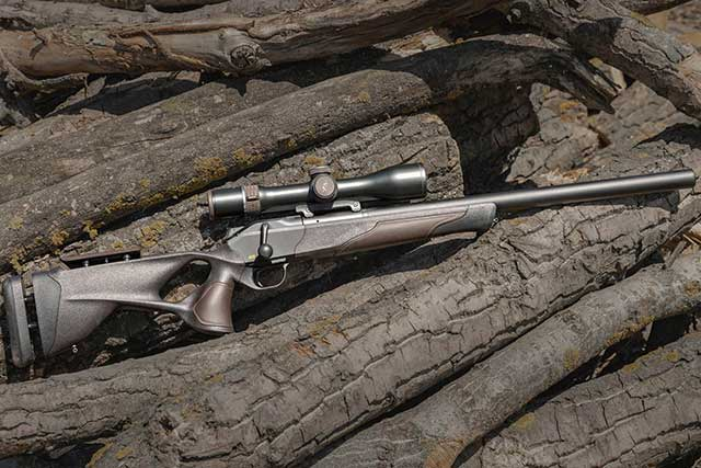 Blaser-R8-Ultimate-hunting-rifle-the-sound-of-silence