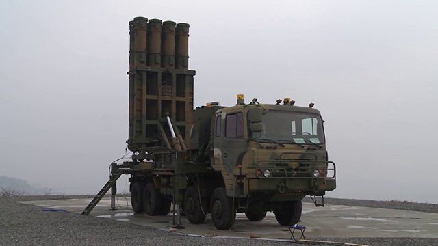 South-Korea-unveiled-a-new-short-and-medium-range-air-defense-system