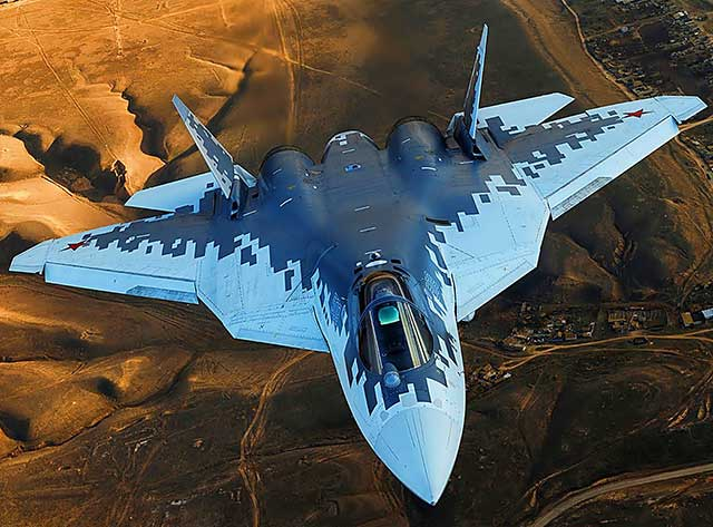 Truth or rumors - Algeria 'buys' 14 Su-57 fighter jets, Russia media claimed