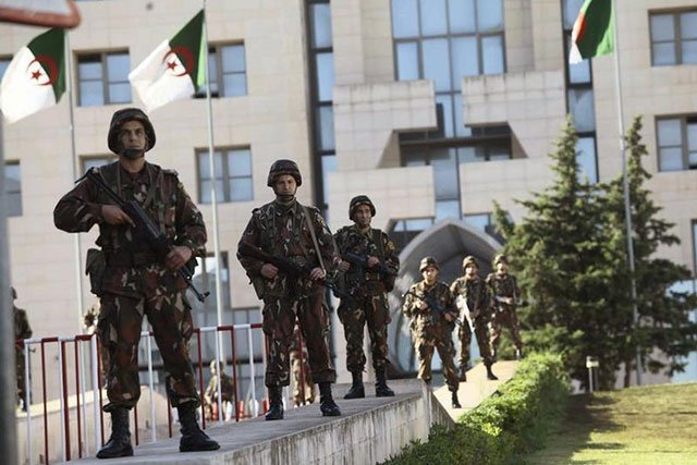 Algerian-military-and-defense-news