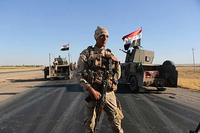 Iraqi-military-has-uncovered-a-terrorist-act-prepared-by-IS