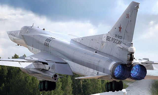 It's possible now for Russia to send a Tu-22M3 bomber to Syria