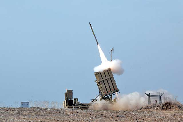 Israel-completed-tests-of-modernized-Iron-Dome