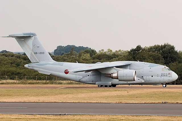 Japan-invests-$150M-in-a-new-plane-to-'burn'-enemy-electronics